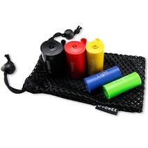 Гумка для фитнеса U - Powex Набор з 5 гумок