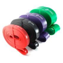 Гумові петлі для фитнеса U - Powex Набор з 4 петель   чохол
