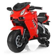 Мотоцикл Bambi M 3637EL-3 Красный