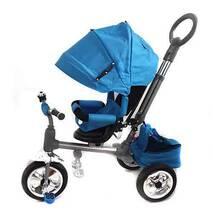 Велосипед трехколесный Bambi M 3112 Салатовый