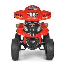 Квадроцикл Bambi M 2403 ALR-3 Красный