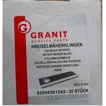 Ножи для роторной косилки Wirax