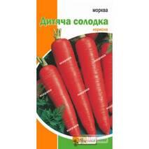 """Семена моркови """"Детская сладкая"""", 3 г"""
