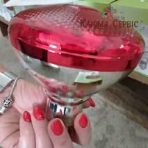 Инфракрасная лампа Lux Light IR PAR38 175 Вт, Красная