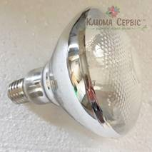 Инфракрасная лампа Zilight PAR38 175 Вт Белая