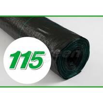 Агротканина зелено-чорна  Agreen П- 115 (1 х 100)