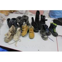 Секонд хенд, Взуття подітий до 7 років 1с зима Польща