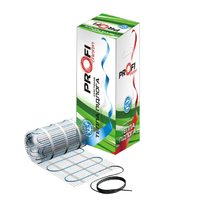 Нагрівальні мати на основі двожильного кабелю ProfiTherm (Польща) купити в роздріб