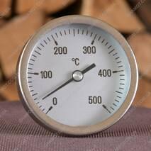 Биметаллический термометр для тандыра Стандарт 1