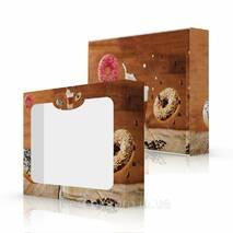 Подарочная упаковка для капкейков, картонная, под заказ