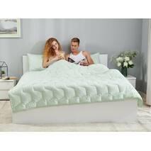 Набор подушка и одеяло Dormeo AdaptiveGO Мятный  200х200 см