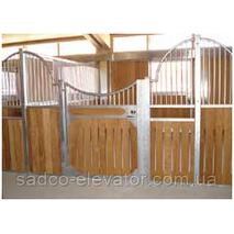 Денники для коней стаціонарні