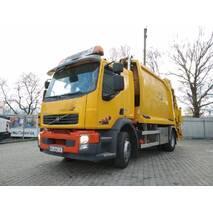 Специальный грузовой мусоровоз VOLVO FL 280