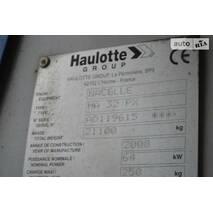 Дизельный коленчатый подъемник Haulotte HA32PX