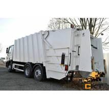 Специальный грузовой мусоровоз Mercedes Benz Actros