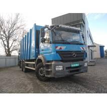 Специальный грузовой мусоровоз Mercedes Benz Axor 2529L