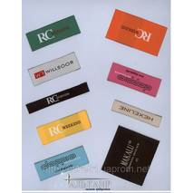 Друк текстильної етикетки