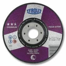 Шлифовальный круг PREMIUM Focur 125X7 мм TYROLIT