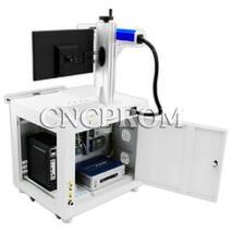 Волоконний лазерний маркер ZK - 30w - GA - CM промисловий 300x300 30 Вт (c комп'ютером і монітором)