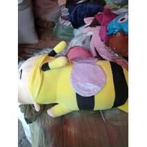 """Дитячий плед  покривало іграшка """"Бджілка"""""""