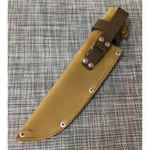 Шкіряний чохол для ножа 28см / 4002В