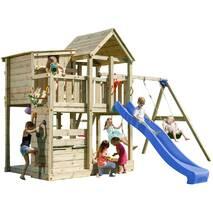 Игровая детская площадка Blue Rabbit PALAZZO + SWING