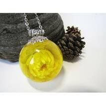 Краситель светопрозрачный жидкий Просто и Легко для эпоксидной смолы 10 г Желтый (102SG 046 10)
