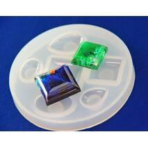 Смола ювелирная эпоксидная Просто и Легко для изготовления 3D бижутерии прозрачная 300 г (102SG 069)