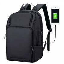 Рюкзак для ноутбука ROWE Business City Backpack, Black (8289)