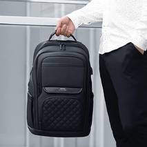 Рюкзак для ноутбука ROWE Business Onyx Backpack, Black (8312)