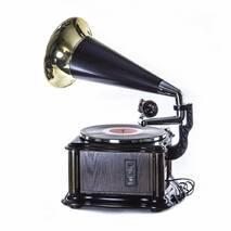 Грамофон Daklin Лондон антикварний дуб (RP - 013b)