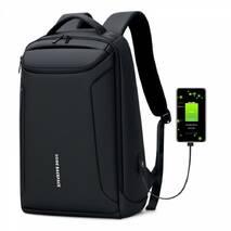 Рюкзак для ноутбука ROWE Business Style Backpack, Black (5057)