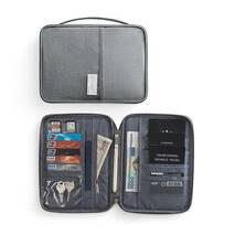 Дорожній органайзер для документів Travelty Dream Travel XL, Grey