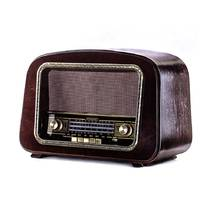 Ретро радіо Daklin Європа горіх (RP - 050a)