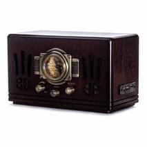 Ретро радіо Daklin Де Голль горіх (RP - 057)