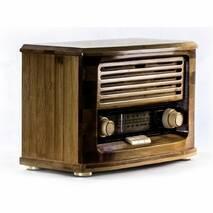 Радіоприймач Daklin Ретро хвиля (МС58В)