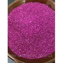 №5 глиттер  малиново-фиолетовый 100 грамм