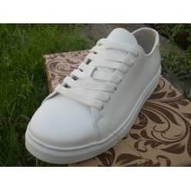 """Кросівки жіночі, білі, """"LorenSV"""""""