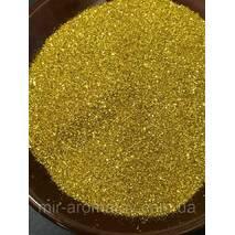 №3  глиттер  золото 100 грамм