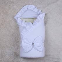 Конверт Мария зима белый