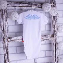 Костюмчик для малюків Ангел блакитної