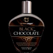 Крем для засмаги в солярії з супер шоколадними бронзантами BLACK CHOCOLATE 200X, ефект гарантованоо