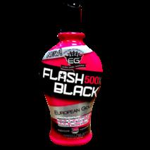 Крем для засмаги в солярії FLASH BLACK 500X для моментального результату з формулою збереження кольору