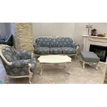 Класичний диван Вероніка з кріслом Барокко стиль
