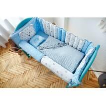 Комплект постільної білизни для новонароджених Ведмедик 9-03