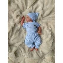 Комплект для новонароджених Ніжність блакитної