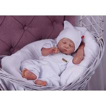 Комплект Ніжність для немовляти білий