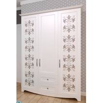 Шкаф для одежды Николь 3х дверный
