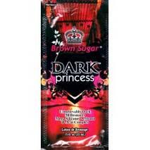 Крем для засмаги в солярії DARK PRINCESS 50X, красивий природний відтінок