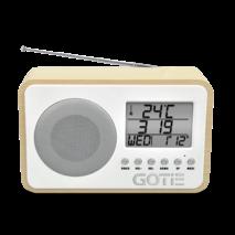 Радіогодинник GOTIE GRA - 100s